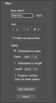 interface, Glue, Itoosoft