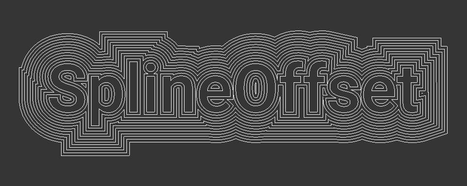SplineOffset can auto-heal splines that overlap