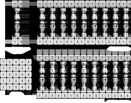Box Mapping automático, RailClone