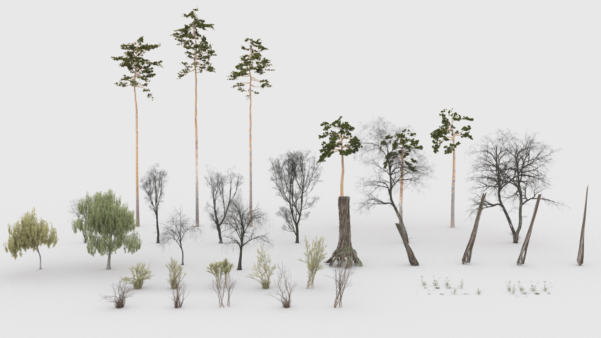 Blur: Creating Parametric environments for Mafia III with Forest Pack-itoo_forestpack_blur_grasses.png