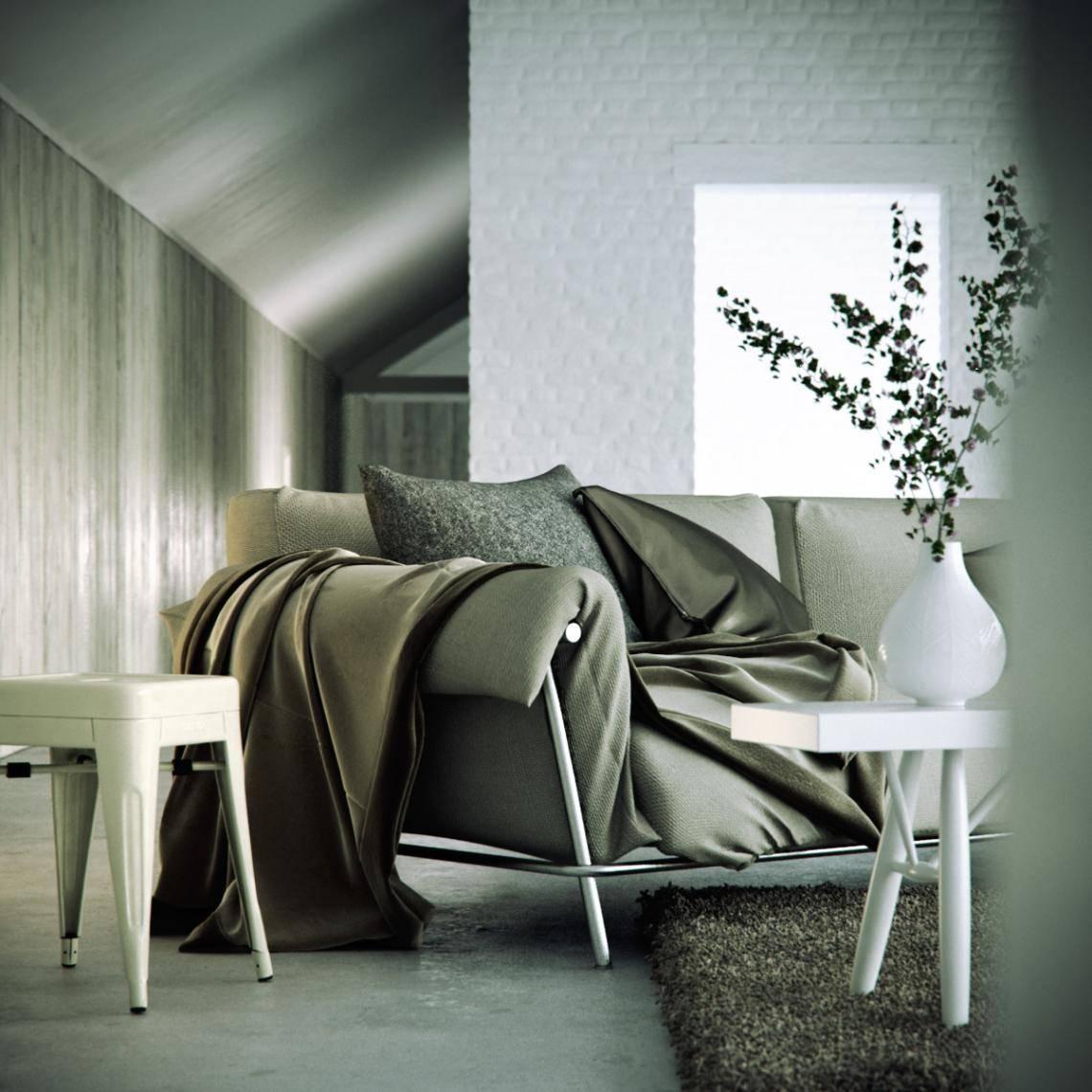 Sofa - Marvelous-D , Forest Pack