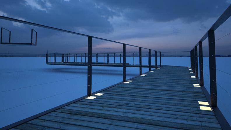 Nightly Promenade  , Railclone