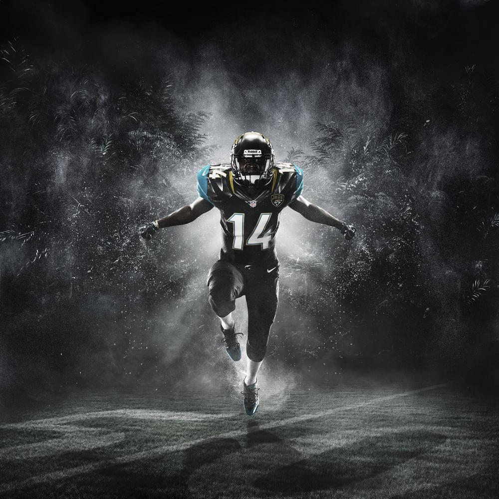 Nike Jacksonville Jaguars , Forest Pack