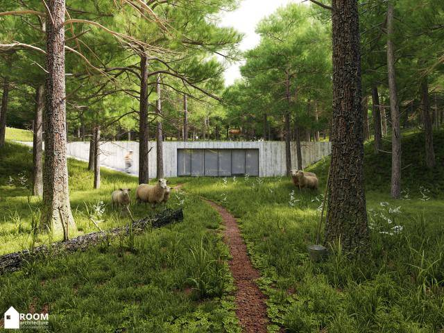 House in the Woods , Forest Pack