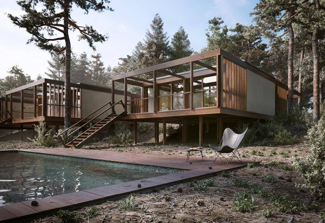 Treevillas , Forest Pack