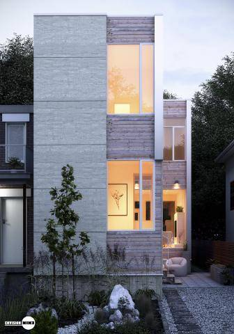 Hintonburg House , Forest Pack , Railclone