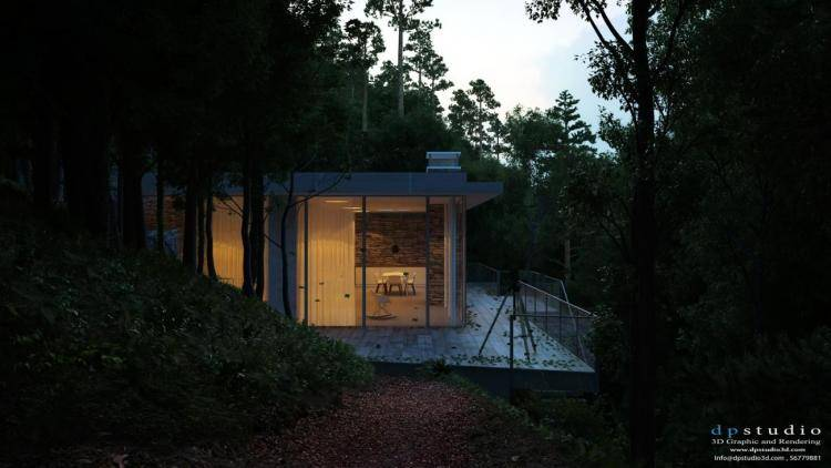 Forest House 2 , Forest Pack