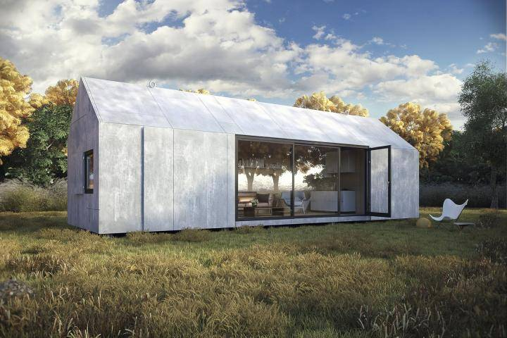 Portable House APH80 , Forest Pack