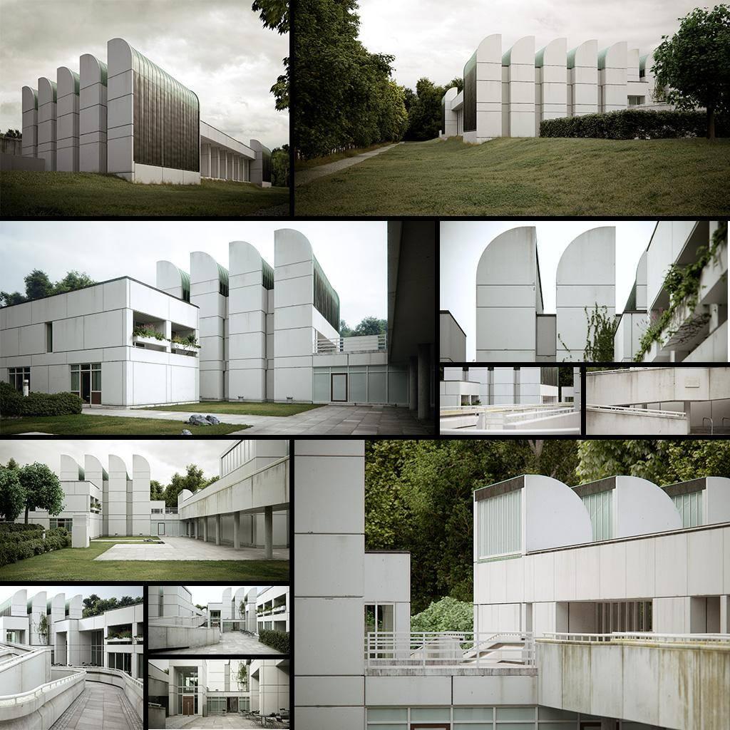 Bauhaus Archiv , Forest Pack