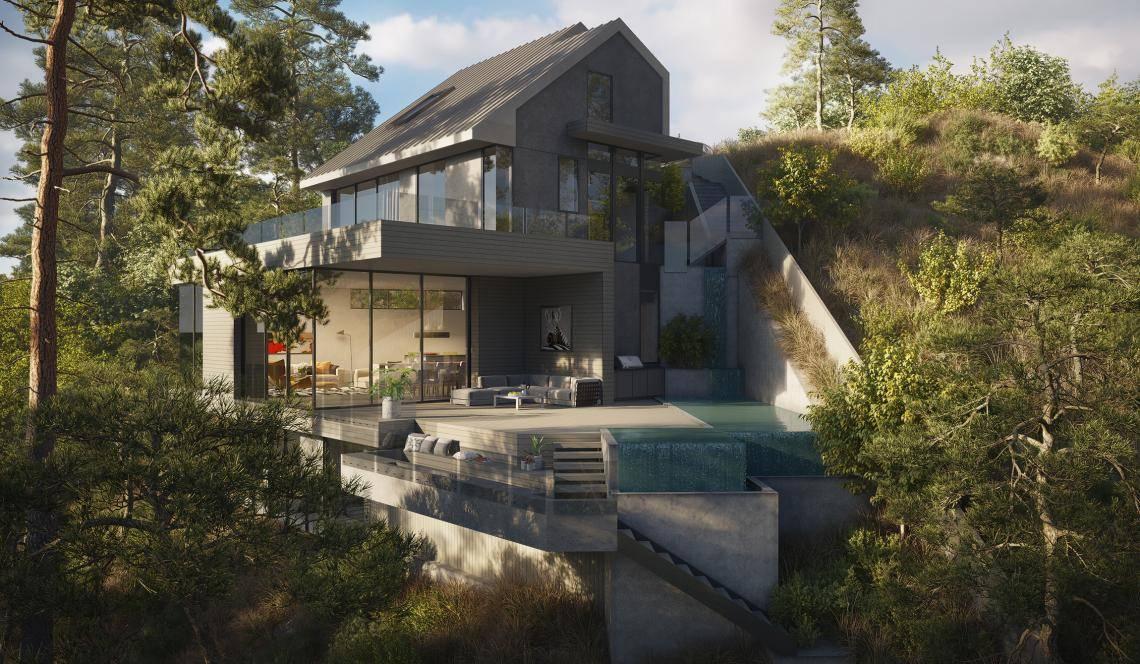 Granito Villa , Forest Pack