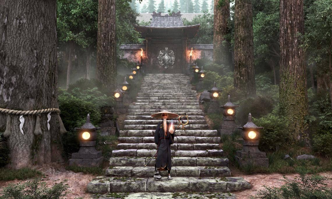 Samurai Showdown , Forest Pack