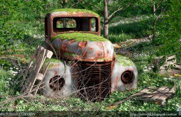 Itoosoft  Forest Pack  5c1a13a2c98cc/forestpack_oldcar01.jpg