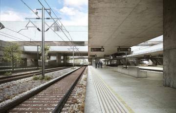 TGV Ourense