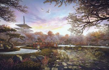 Itoosoft  Forest Pack  5c1a14e1b174e/61_zen_garden_hd.jpg