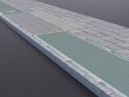 rcp-lib-sidewalk-1_flagstone_paving_2_green_cycle_lane.jpg