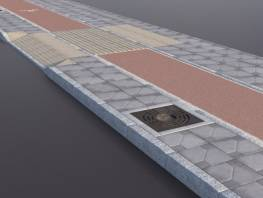 rcp-lib-sidewalk-2_pattern_paving_red_cycle_lane_basins.jpg