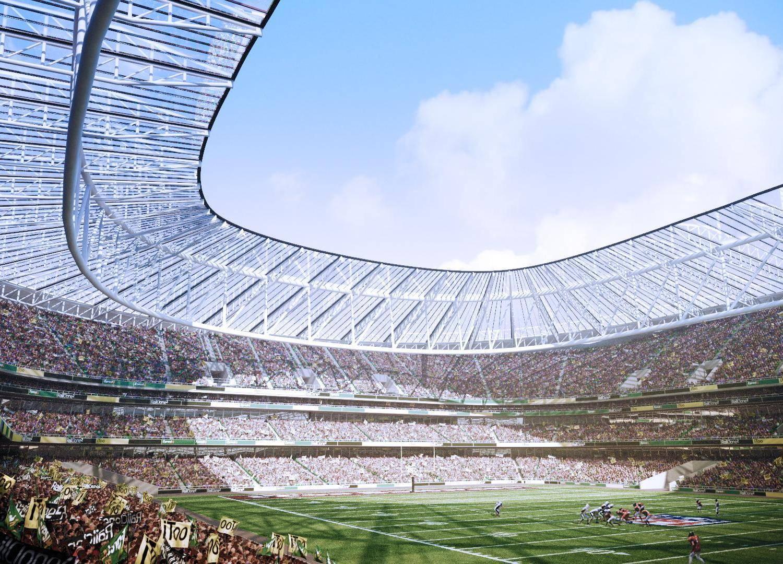 Stadium Tutorial