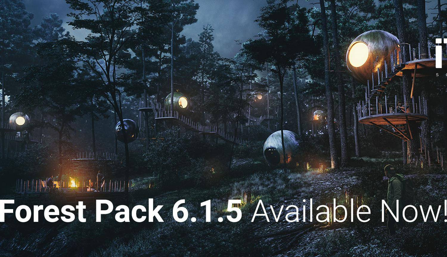Forest Pack 6.1.5 released