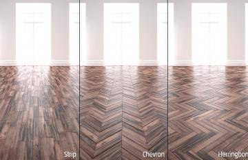 Parquet Floor Tutorial