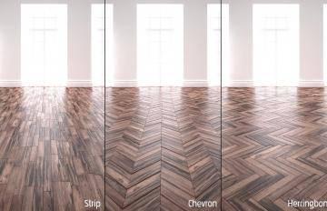 Parquet Floor Tutorial