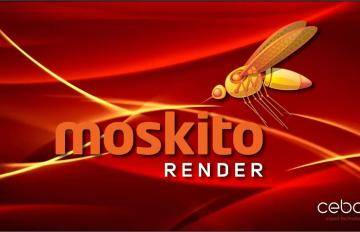moskitoRender and Forest Pack Pro