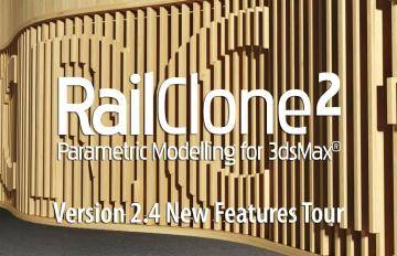 RailClone 2.4 Released!