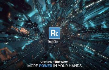 New RailClone3 is out!