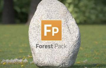 New photoscanned rocks and leaves presets