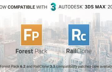 3ds Max 2020 compatibility
