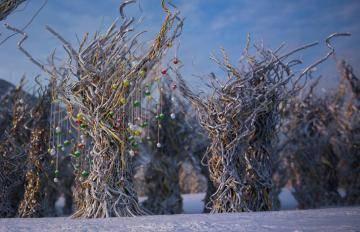 Creating a RailClone Xmas Tree