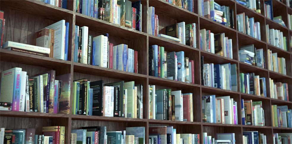 Creating randomised books