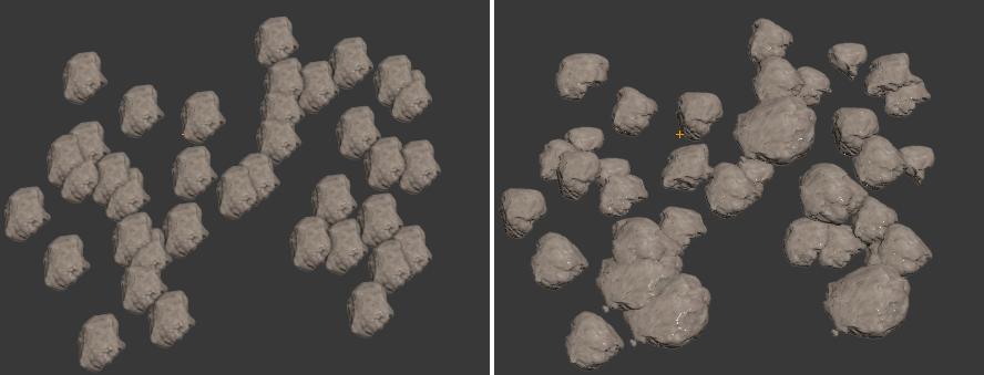 Randomising Procedural Objects-stones.png