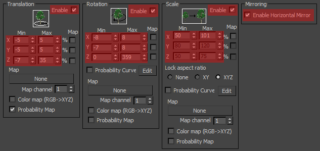 Creating detailed sand with Forest Pack-transform_settings.png