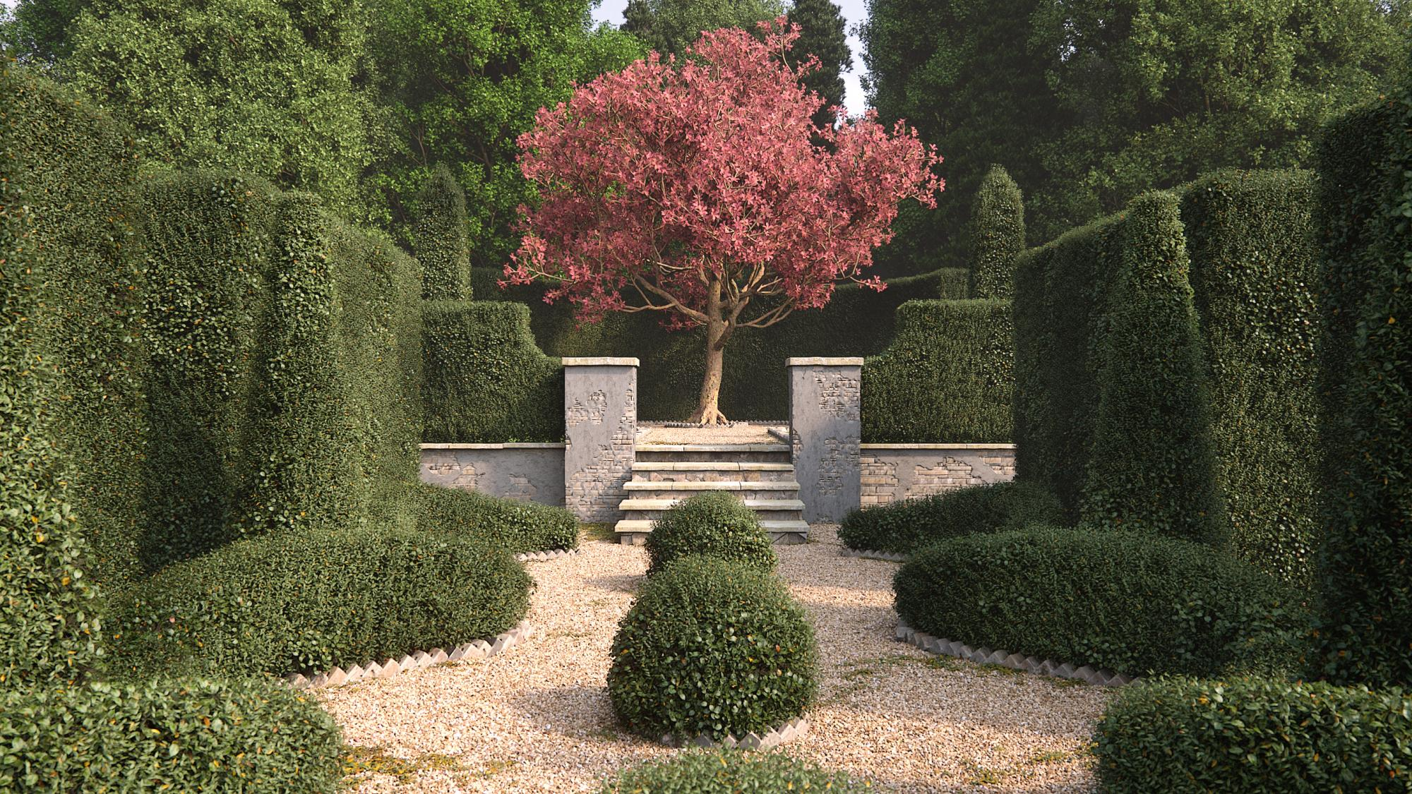 Creating Trimmed Hedges and Topiary