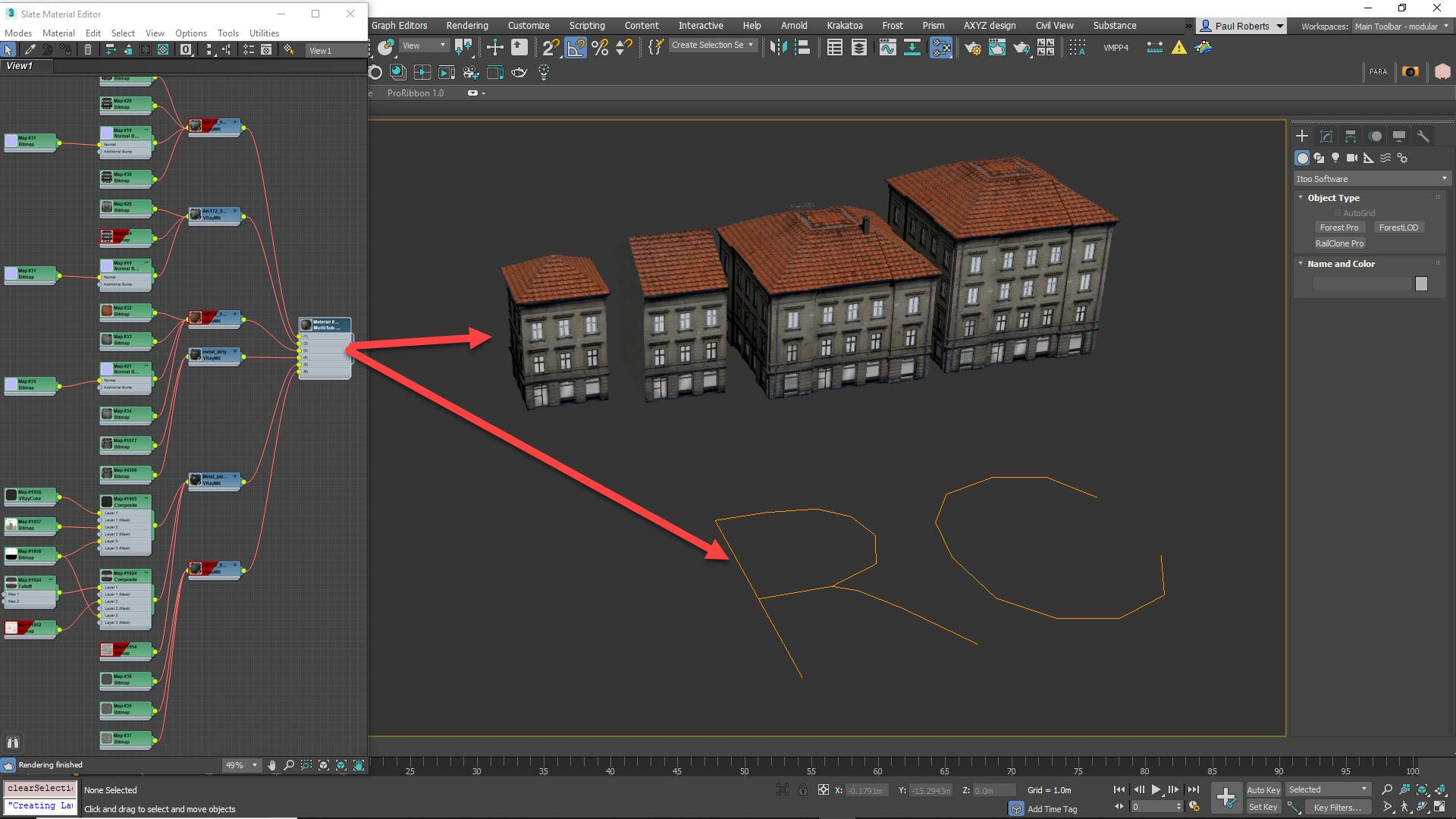 Creating Cities - Step 3