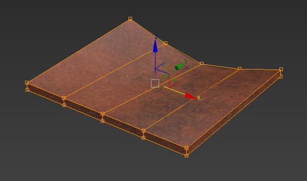 Creating a Bonnet Hipped Roof with RailClone in 3ds Max