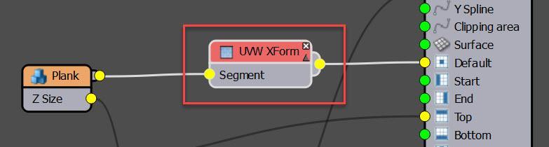 UVW XForm