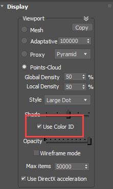 Use Colour Ids