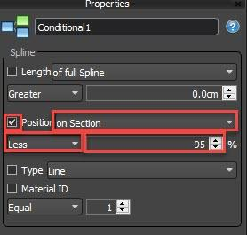 Conditional-settings
