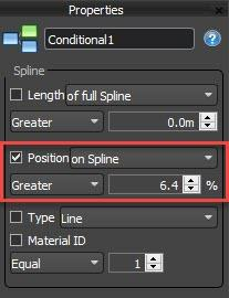 Conditional Settings