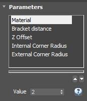 Gutter Parameters