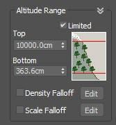 Altitude Settings