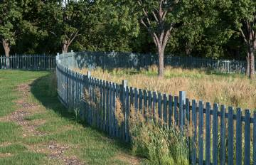 Making a Picket fence with RailClone in 3ds Max