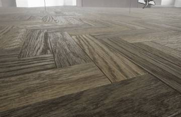 Parquet Floors for Unreal and 3ds Max